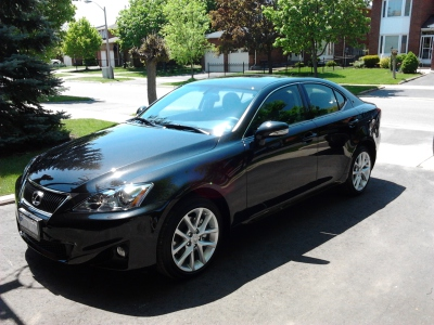 Lexus IS250 AWD Con't
