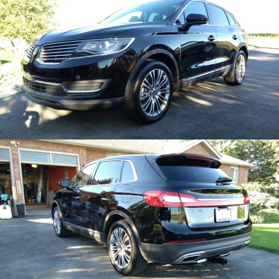 2016 Lincoln MKX Full Paint Correction and Interior Detail