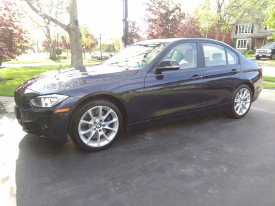 2014 BMW 335i Xdrive Premium plus Lease Return Package